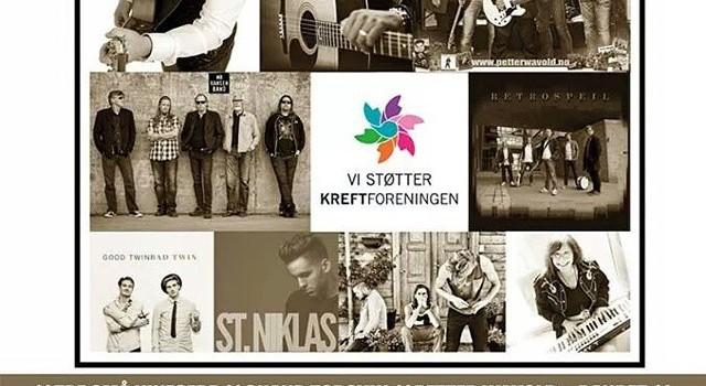 Trønderhåp – Vi støtter kreftforeningen